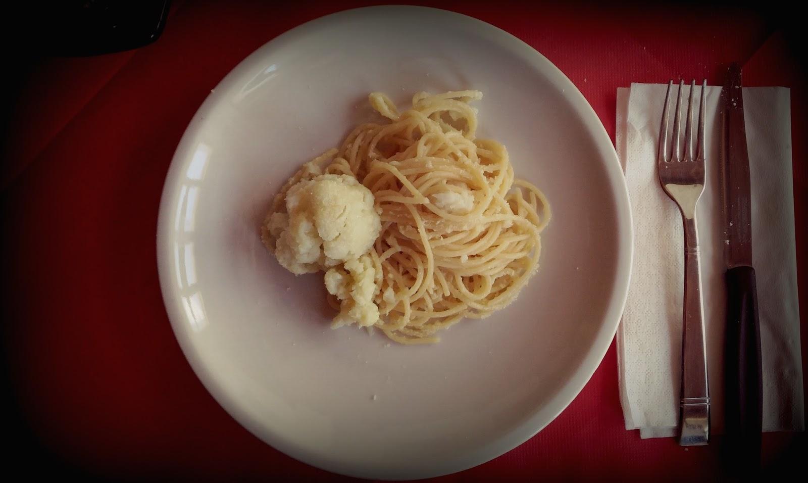 """Ricette Desulesi: Spaghetti """"Arrellia"""" di Trattoria S'Alase Desulo"""