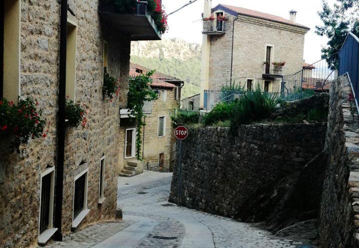 Centro storico di Gavoi