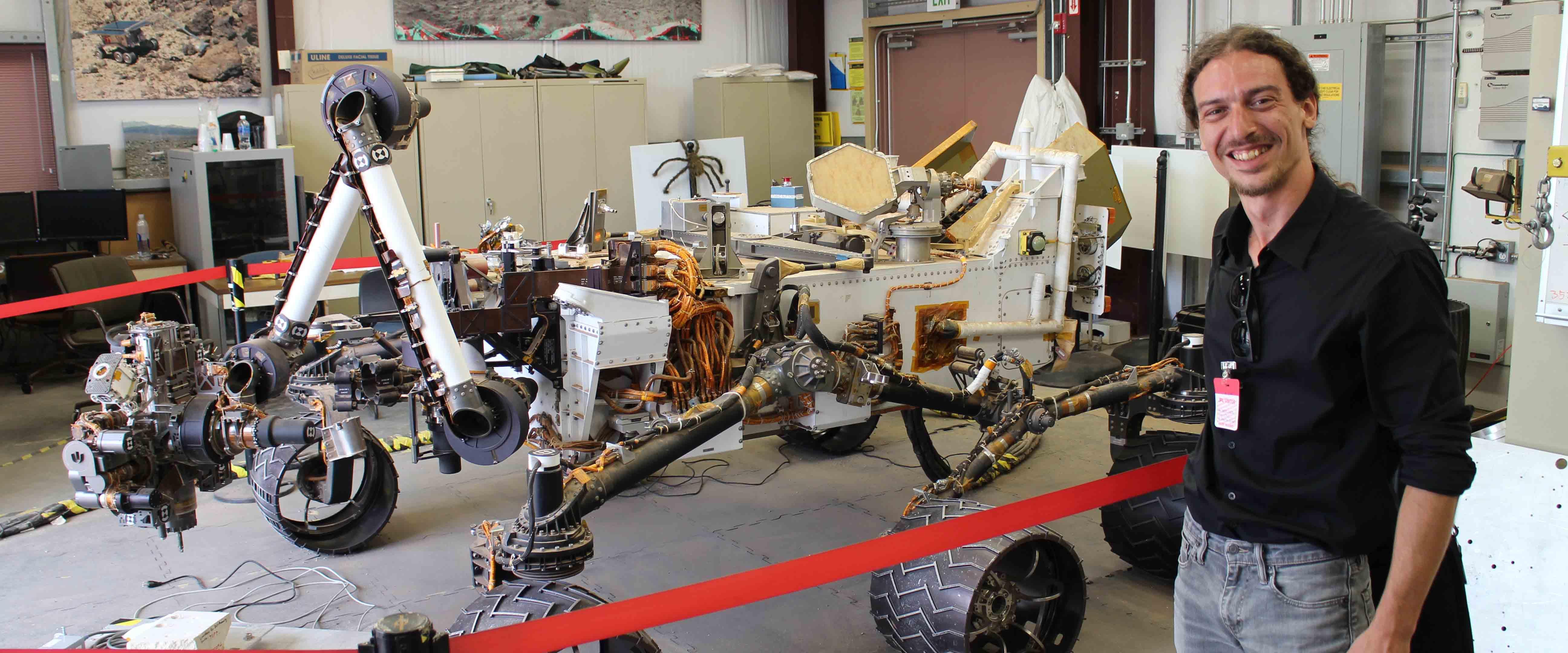 InSight: il lander su Marte ha un cuore di Barbagia