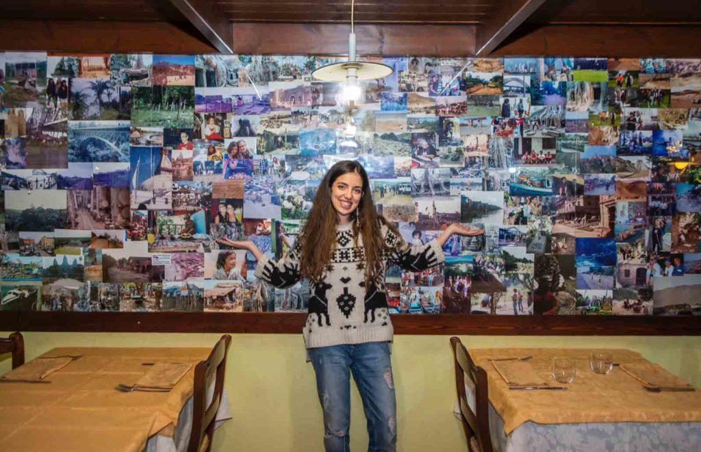 Daria Zucca, Tonara. Articolo di Daniela Melis per l'unione sarda