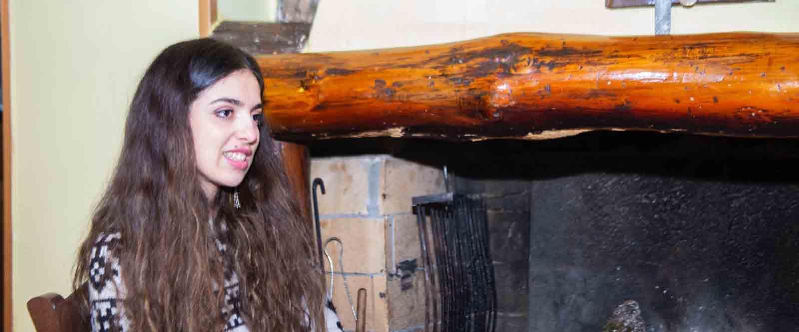 Daria Zucca, giovani che tornano: Tonara è il posto più bello del mondo