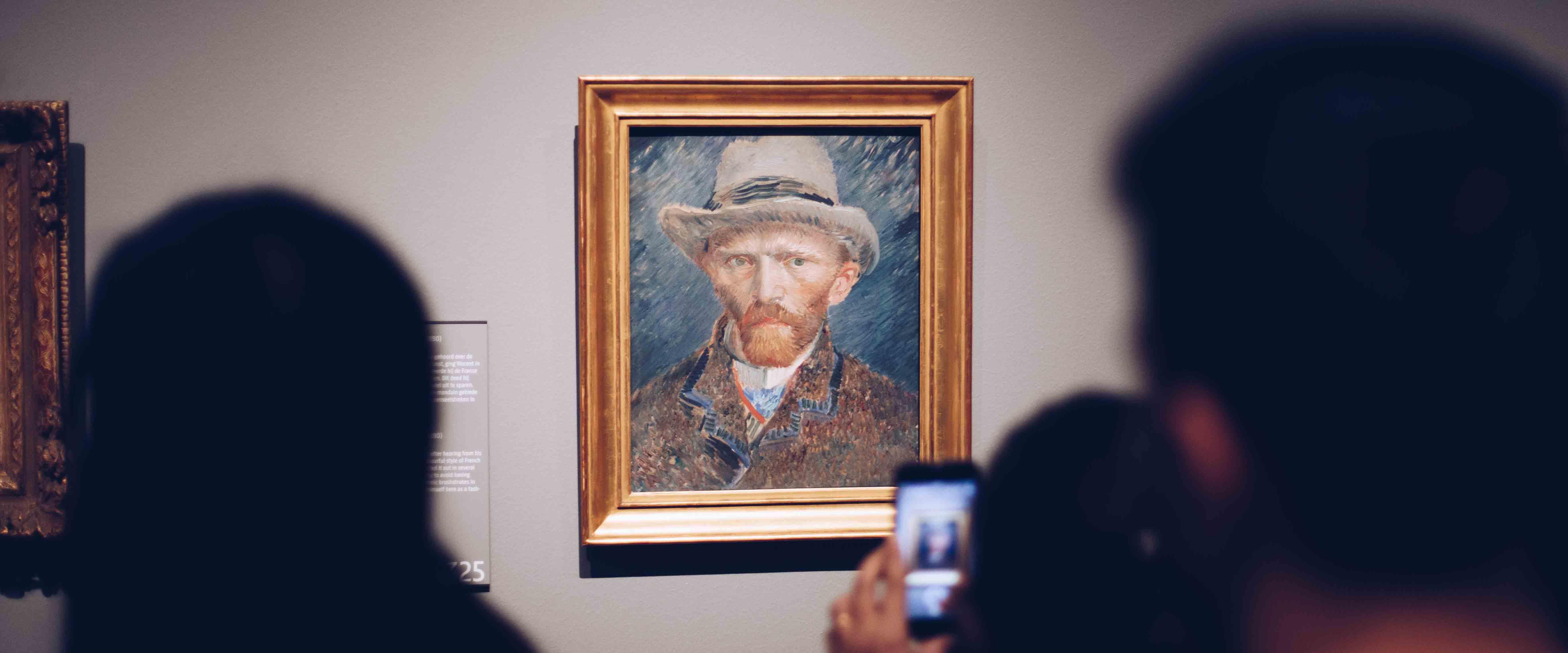 Film Van Gogh: un sogno sulla soglia dell'eternità