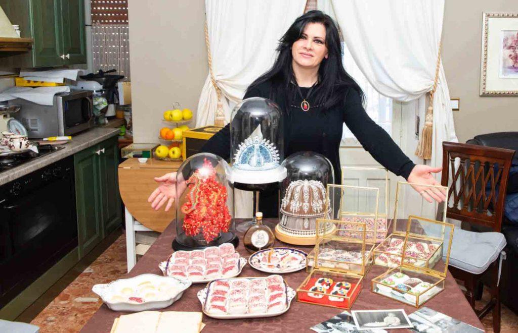 Anna Gardu artista dei dolci