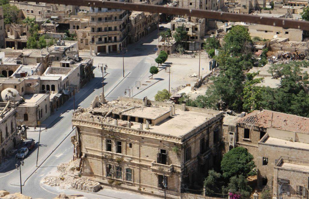 Guerra in Siria. Intervista ad Asmae Dachan